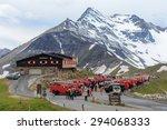 Grossglockner  Austria   June...