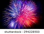 fireworks | Shutterstock . vector #294228503