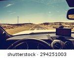 inside car | Shutterstock . vector #294251003
