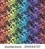 seamless abstract rainbow...