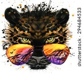 Cool Jaguar T Shirt Graphics....