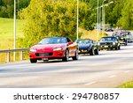 ronneby  sweden   june 26  2015 ... | Shutterstock . vector #294780857