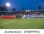 bangkok thailand july8 players... | Shutterstock . vector #294899903