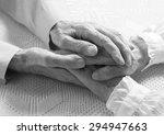 Elderly Man And Woman. Elderl...