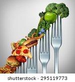 diet progress change as a... | Shutterstock . vector #295119773