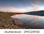 Boorooberongal Lake In Penrith...