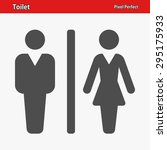 toilet icon. professional ...   Shutterstock .eps vector #295175933