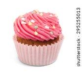 Cupcake  Cake  Pink.