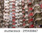 Old Housing In Hongkong