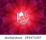religious beautiful background...   Shutterstock .eps vector #295471337