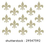 ornament wallpaper   vector | Shutterstock .eps vector #29547592
