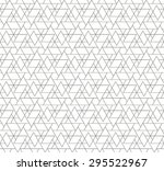 abstract gray outline geometric ...