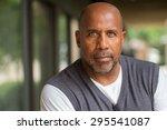 Mature African American Man