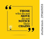 inspirational motivational...   Shutterstock .eps vector #295605053