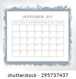 September 2015.planning...