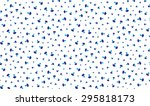 vector seamless pattern of... | Shutterstock .eps vector #295818173