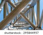 Complex Ladder. Urban Geometry...