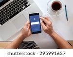 chiang mai  thailand   july 13  ... | Shutterstock . vector #295991627