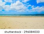 Maria Pia Beach On A Cloudy...