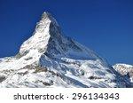 Matterhorn Peak In Sunny Day ...