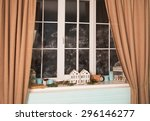 Modern Residential Window With...