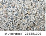 background image of terrazzo... | Shutterstock . vector #296351303