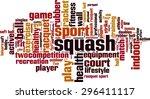 squash word cloud concept....   Shutterstock .eps vector #296411117