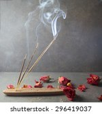 Incense Sticks With Rose...