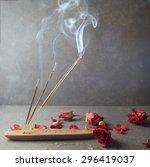 Incense Sticks With Rose...
