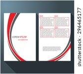 modern brochure   flyer design  ...