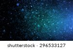 abstract lighting  dust ... | Shutterstock . vector #296533127