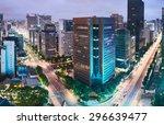 seoul  south korea   19 july... | Shutterstock . vector #296639477