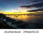 Beautiful Sunrise Over The Sea...