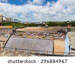 Overlooking Tenby Harbour In...