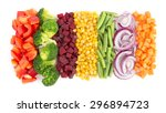 Cut Vegetables Ready For...