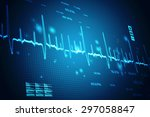 medical abstract background | Shutterstock . vector #297058847