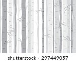 Seamless Tree Wallpaper Trees...