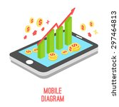 mobile phone application. money ...