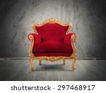 concept of luxury and success... | Shutterstock . vector #297468917