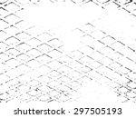 grunge urban background.texture ... | Shutterstock .eps vector #297505193
