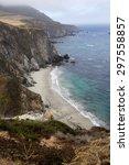 big sur coastline  california