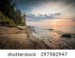 Beautiful Rocky Sea Shore At...