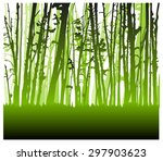 woodland  eco banner. can be... | Shutterstock . vector #297903623