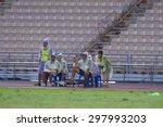 bangkok thailand july 2015 the... | Shutterstock . vector #297993203