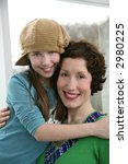 mother and daughter | Shutterstock . vector #2980225