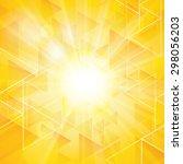 star burst background | Shutterstock .eps vector #298056203