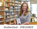 Portrait Of Female Bookshop...