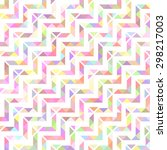 seamless pattern with... | Shutterstock .eps vector #298217003