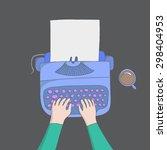 vector illustration concept of... | Shutterstock .eps vector #298404953