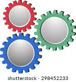 vector banner background ... | Shutterstock .eps vector #298452233